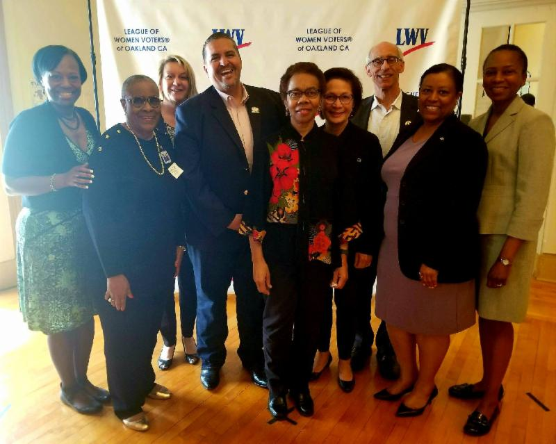 League of Women Voters Oakland