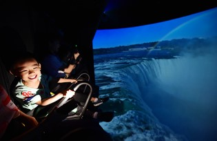 BeijingBeijing amusement park offers immersive travel experience
