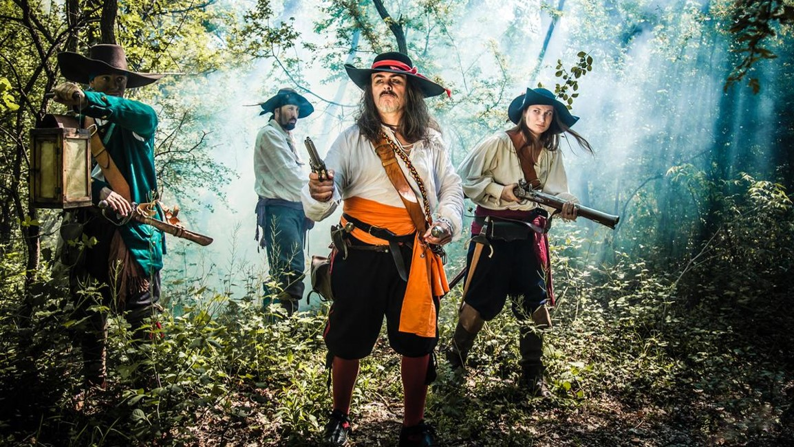 The Pirates Experience to launch in 2020