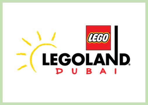 Legoland green Border Bold