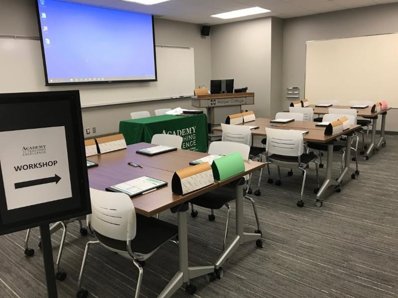 academy workshop