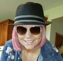 Veronica Mormino Pink Hair and fedora - cropped.jpg