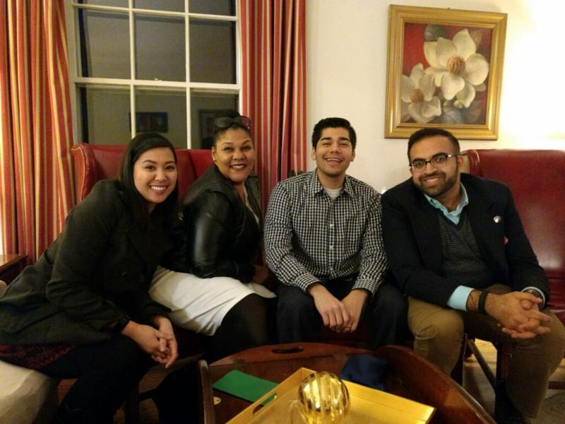 diverse faculty fellows