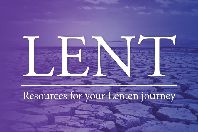 Lenten Resources