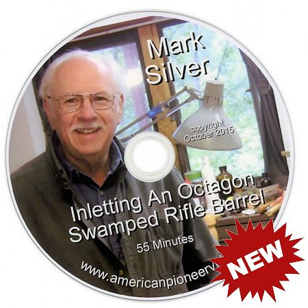 Inletting An Octagon Swamped Rifle Barrel - Mark Silver