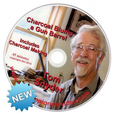Charcoal Bluing A Gun Barrel – Gun Maker Tom Snyder