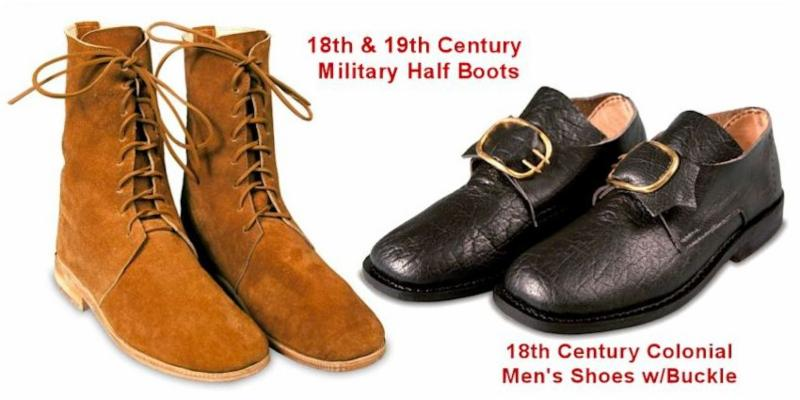 Crazy Crow Trading Post Colonial Footwear