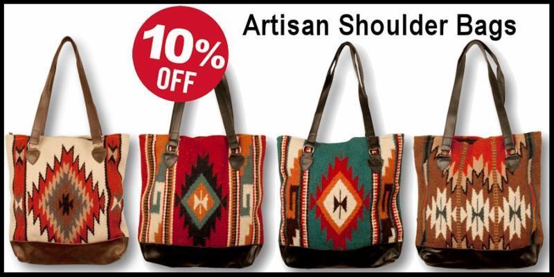 Artisan Shoulder Bag Sale