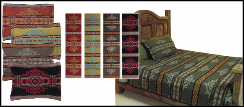 Scout Bedspread and Pillow Shams
