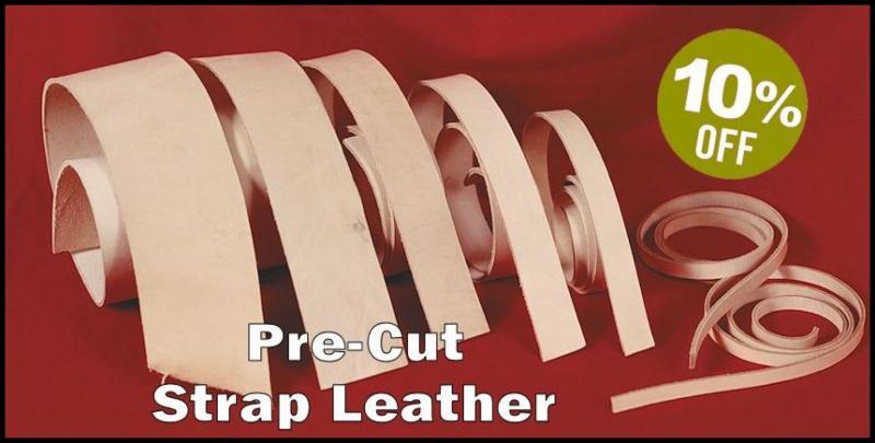 Strap Leather Sale