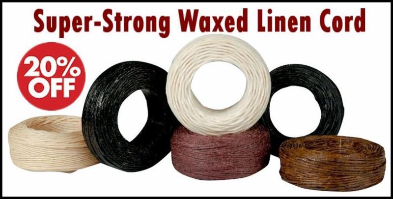 Waxed Cord Sale