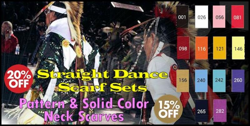 Straight Dance Scarf Sale