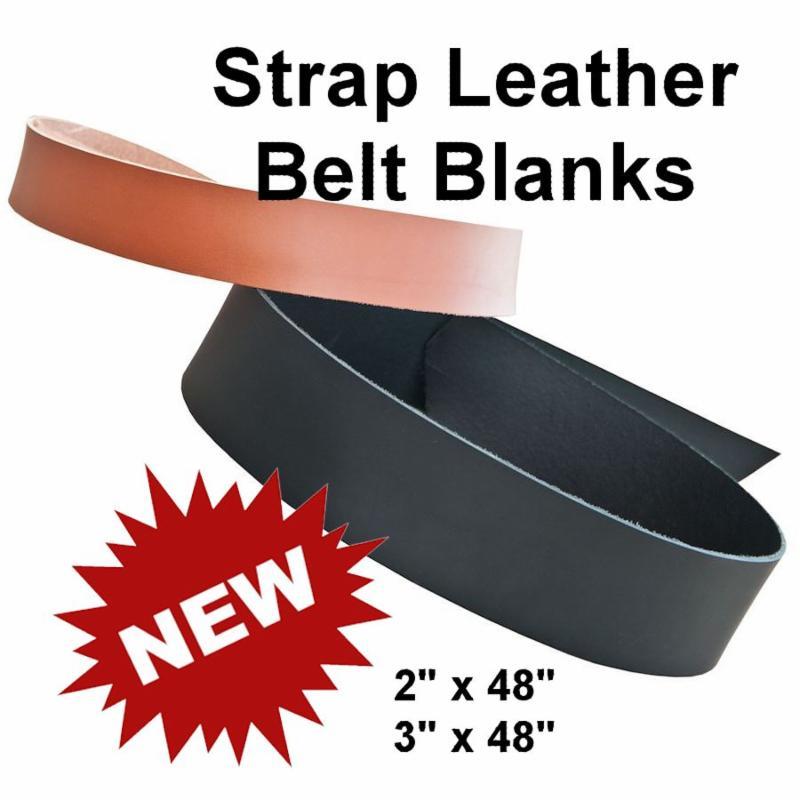 Strap Leather Belt Blanks