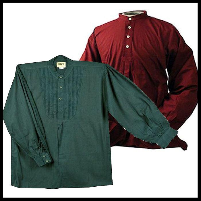 18th Century Shirts