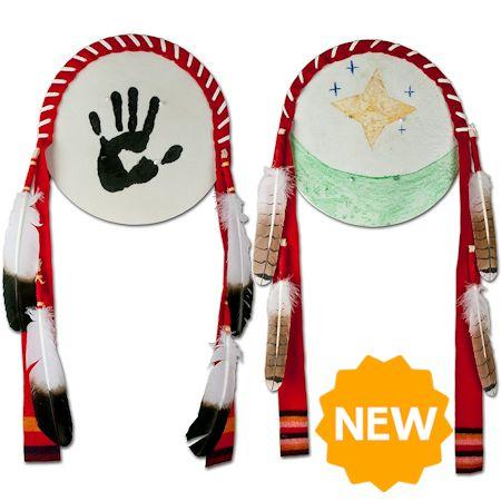 Traditional Dance Shield Kits