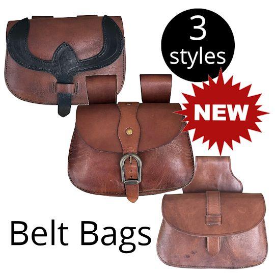 Muzzleloader Belt Bags