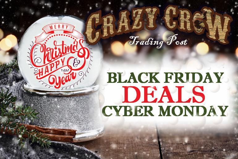 d0ec6977417 Don't miss Crazy Crow's Biggest Sale Ever! Save Black Friday, Cyber ...