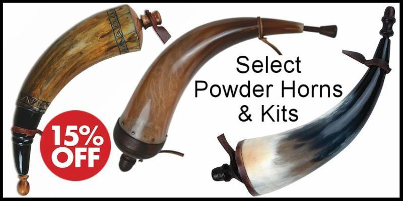 Powder Horn Sale
