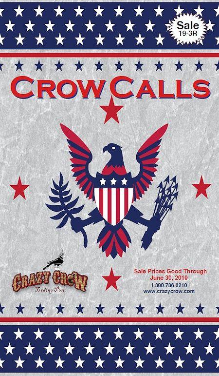 Crow Calls May - June