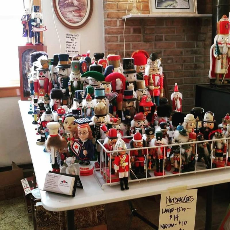 Im looking for a church or nursing home or other non profit that would take a nice doll collection (40 dolls apx.) and a nut cracker collection (apx. 75 of them) to distribute among their residents or use for Christmas decor. Contact me here. Must have a