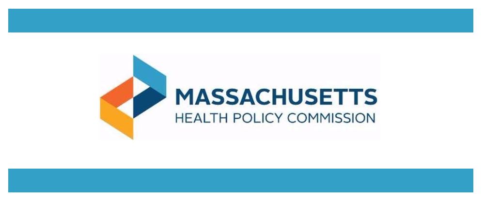 Logo for the Massachusetts Health Policy Commission