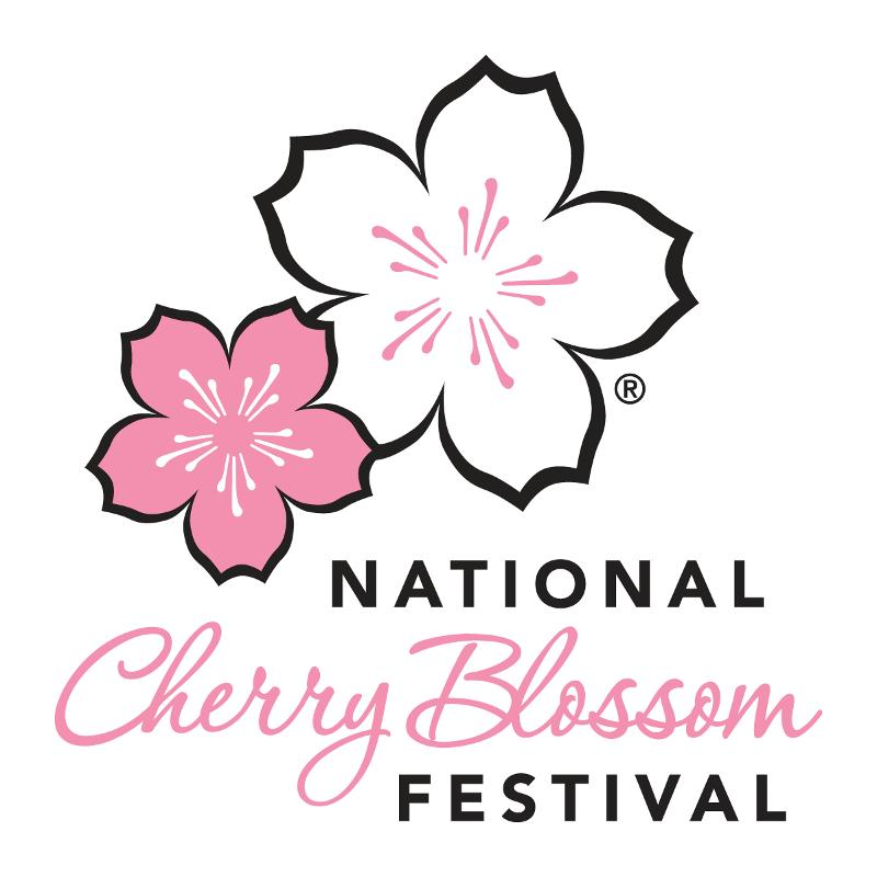 National Cherry Blossom Festival Registered Logo