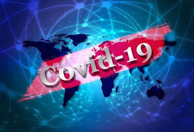 Covid-19 Image by Gerd Altmann from Pixabay