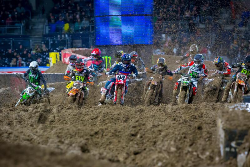Results from Round 5 of 2019 Monster Energy Supercross in San Diego