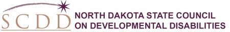 North Dakota DD Council logo