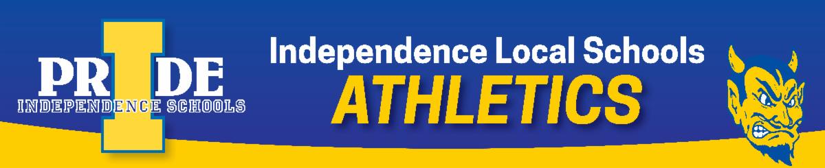 Athletics Header