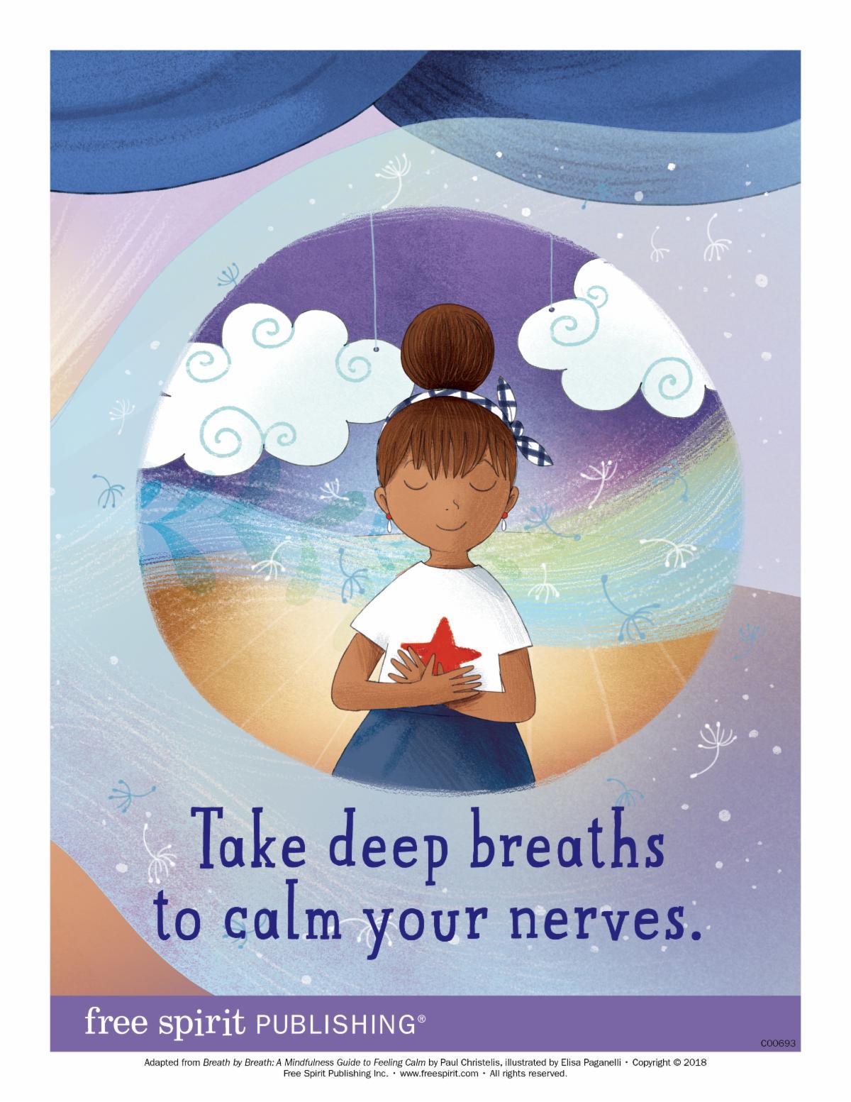 Breath by Breath Poster
