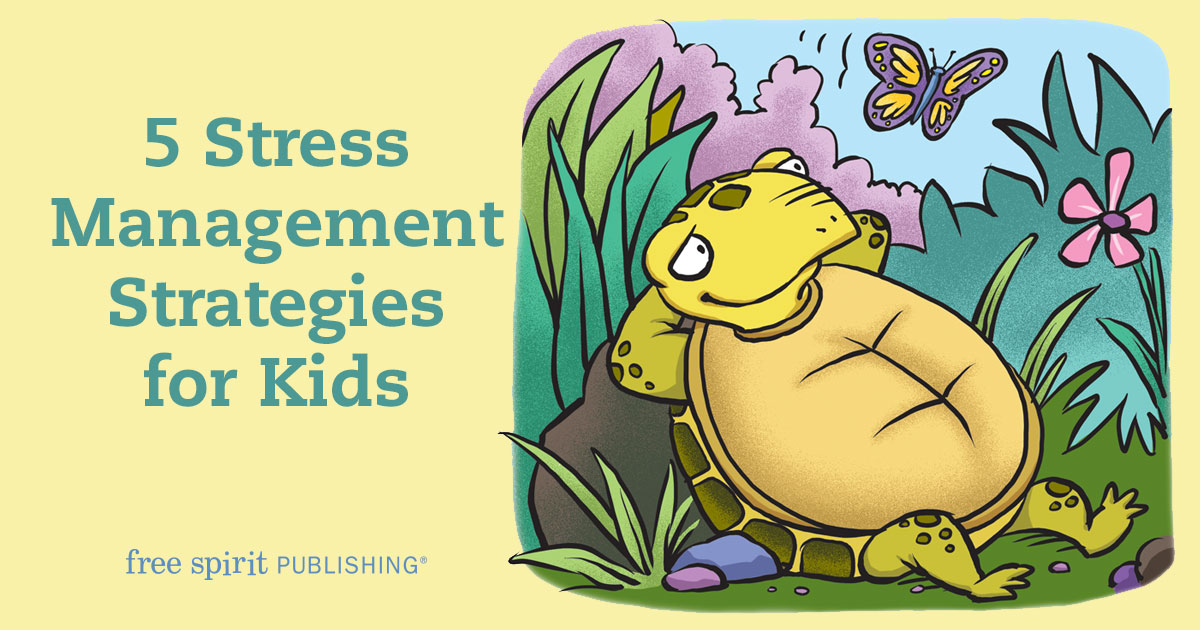 Stress Management Strategies for Kids