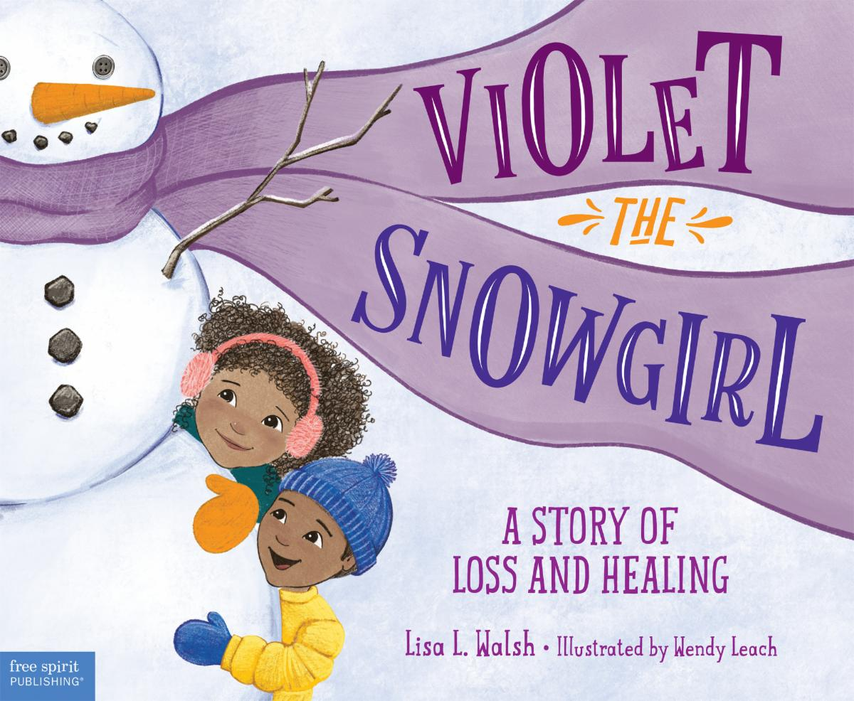 Violet the Snowgirl