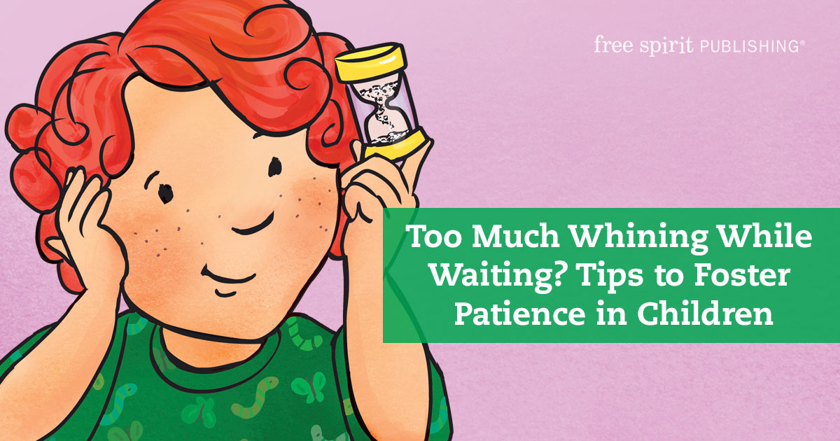 Tips to Foster Patience in Children