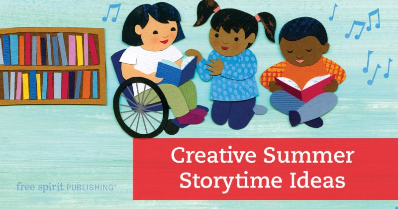 Creative Summer Storytime Ideas