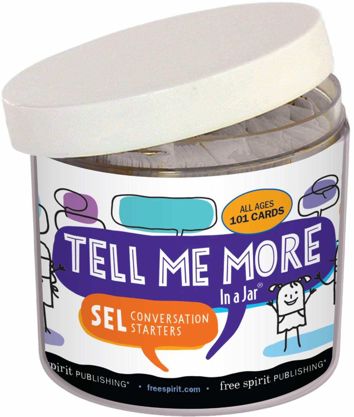 Tell Me More In a Jar