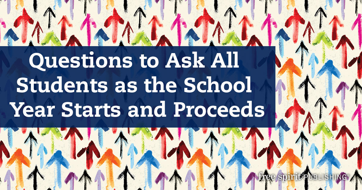 Questions to Ask All Students