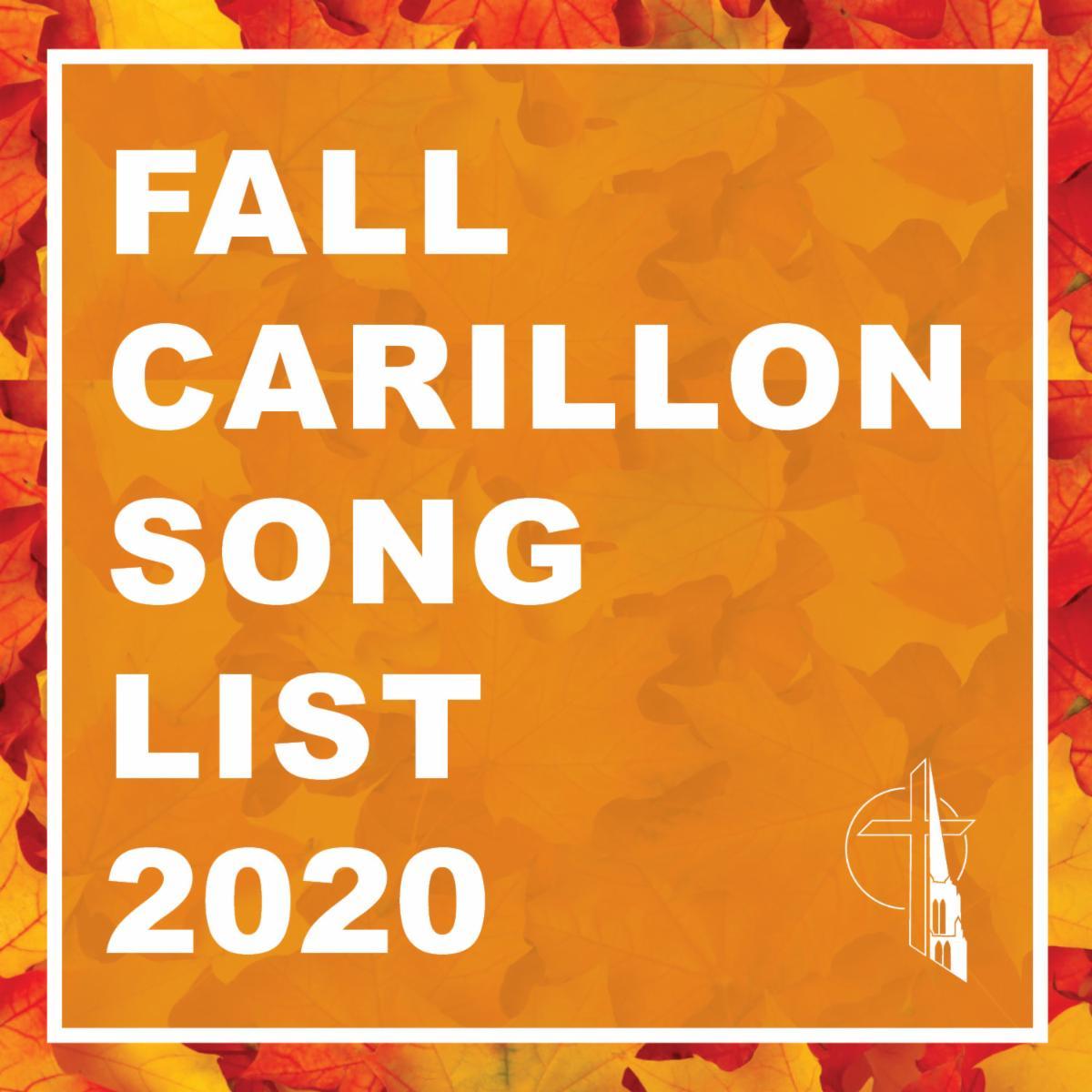eCarillon, Tuesday, November 10, 2020