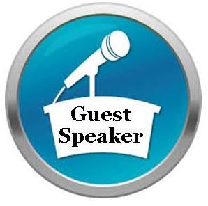 Guest Speaker Logo