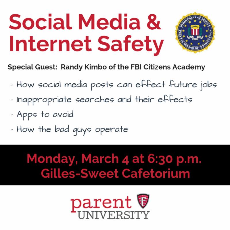 internet safety event