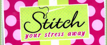 Stitch your stress away