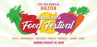 Jewish Food Festival 2019