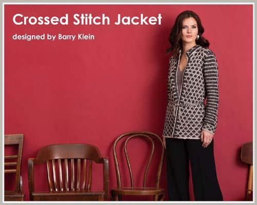 Vogue Criss Cross Jacket