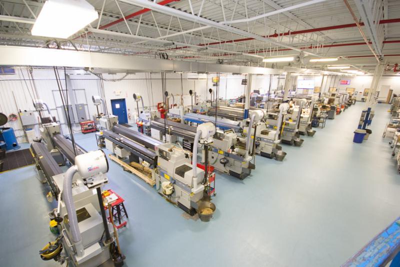 Swissturn/USA Facility