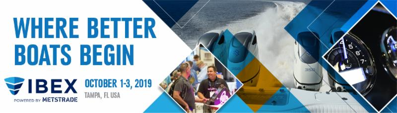 IBEX, Powered by METSTRADE, October 1-3, 2019 | Tampa Convention Center