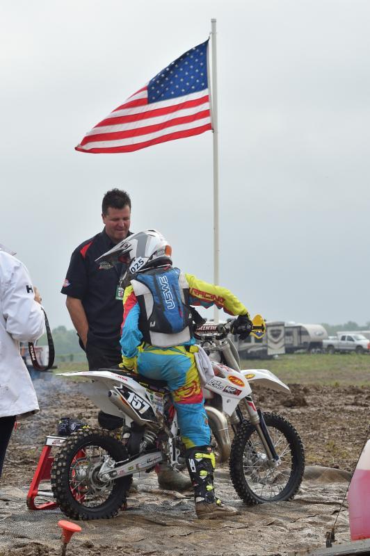 KR4 Battles the Mud Fest