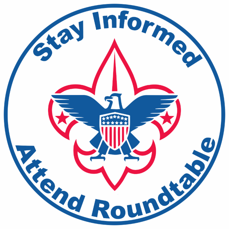 Stay Informed Attend Roundtable Logo