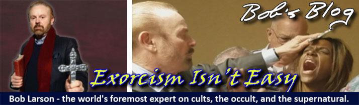 Bob Larson: Learn to fight demons!