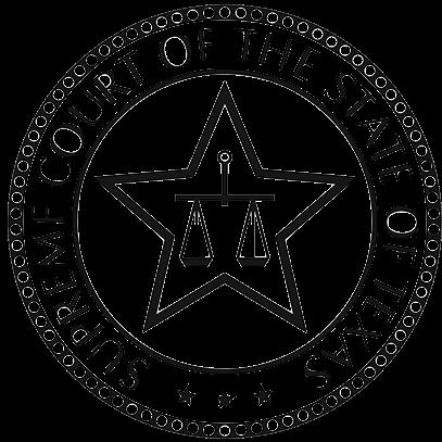 TX SCOTUS seal