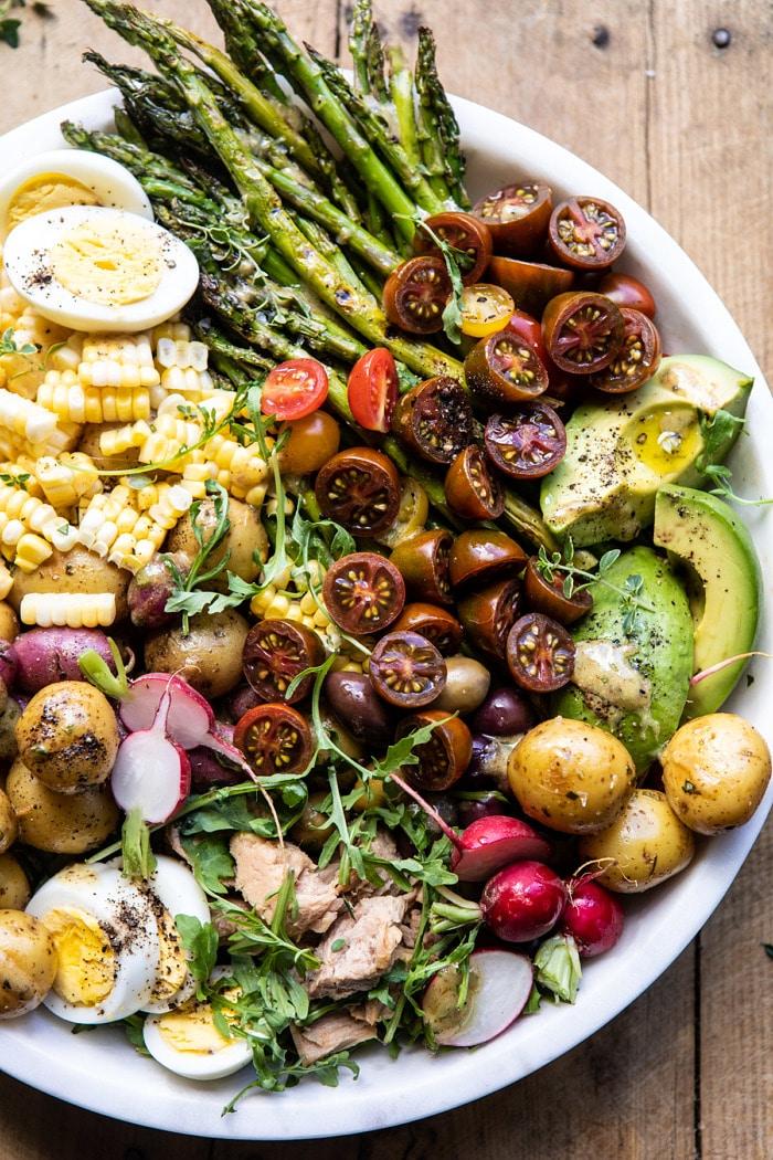 Summer Nicoise Salad